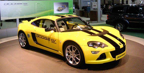 Электромобиль Dodge EV
