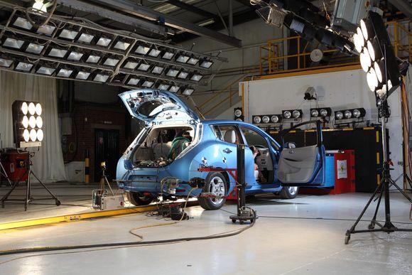краш-тесты электромобилей