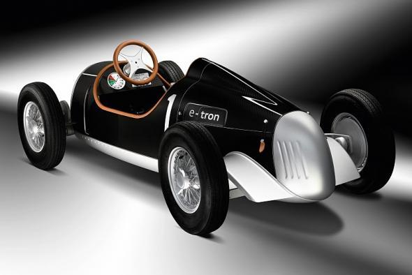 Детский электромобиль Audi