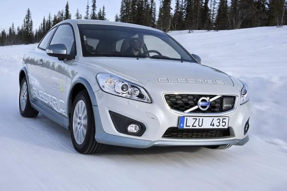 Электромобиль Volvo C30 Electric