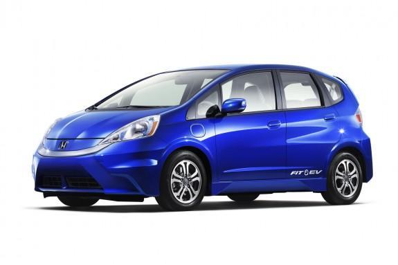Электрическая Honda Jazz – в серии, но не в продаже