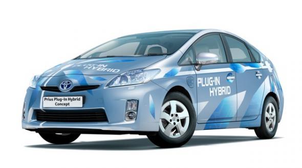 Электромобиль 2012 Toyota Prius PHEV