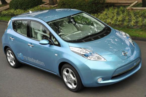 налоги на электромобиль в США