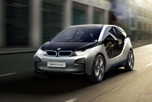 Один из представителей электромобильной индустрии
