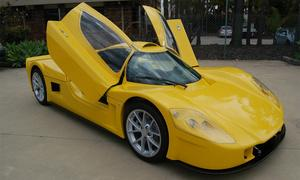 Суперкар поступит в продажу в 2012-м году