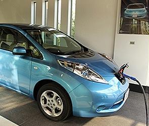 Электромобиль от Nissan станет основой для разработок Infiniti