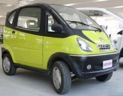 Китайские электромобили BYVIN пришли в Новосибирск