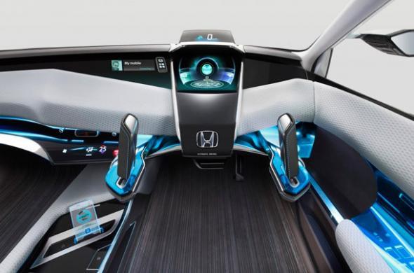 Honda Advanced Cruiser-X