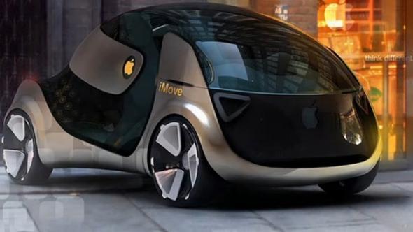 Apple электромобиль Titan