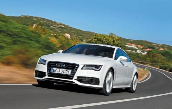 Audi A7 на топливных элементах