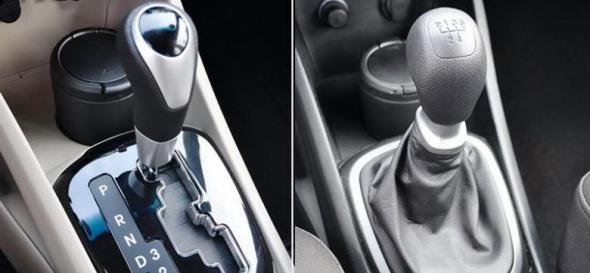 Положительные и отрицательные моменты автоматической коробки передач