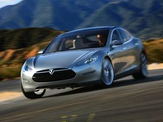 Электромобиль Model S – от  57 тысяч долларов и выше