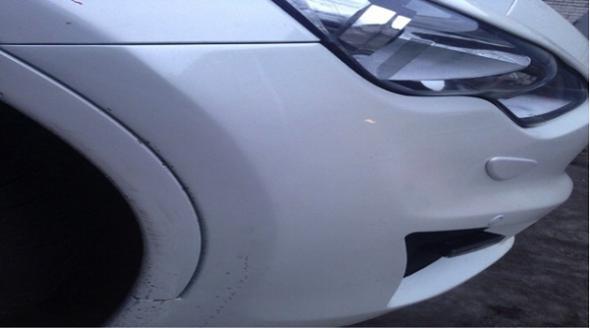 Как отремонтировать самостоятельно бампер автомобиля?