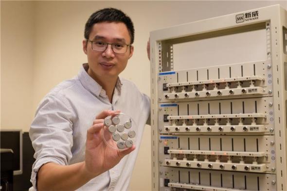 Новые литий-ионные батареи