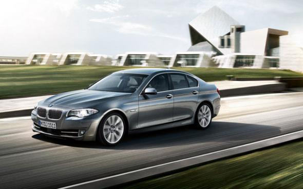 Гибрид BMW 5