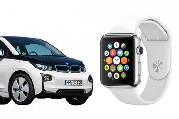 BMW интегрируется с Apple iPhone и Watch