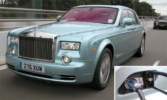 Rolls-Royce – 102EX Phantom - Выпустят или не выпустят - вот в чём вопрос!