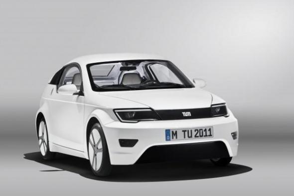 Электромобиль BMW Visio.M