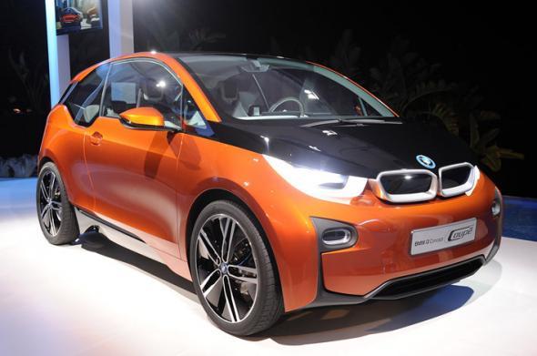Электромобиль BMW - новая философия электромобилей