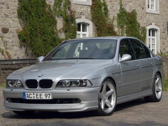 Обзор автомобиля BMW 5 серии