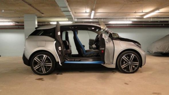 на электромобиль BMW i3 очередь в Европе