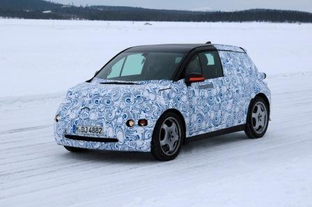 Электромобиль BMW i3: вперед на моторе от мотоцикла