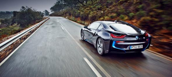 BMW i8 и стереотипы