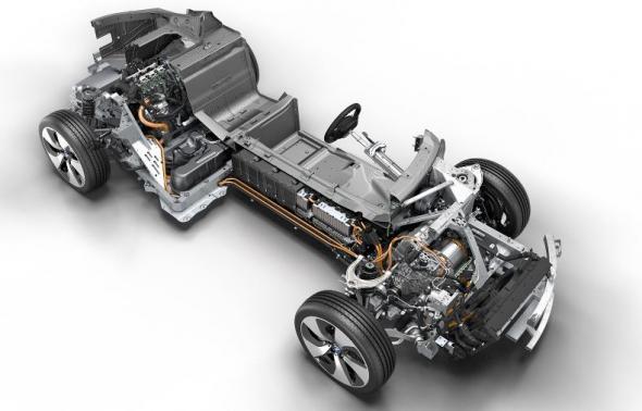 гибрид BMW F18 PHEV