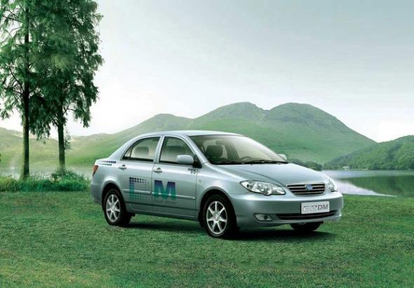 Электромобиль в Китае