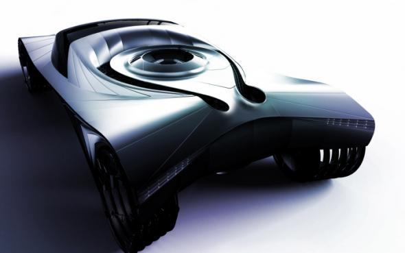 История автомобиля будущего