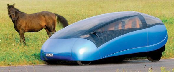 в России к электромобилям относятся безразлично