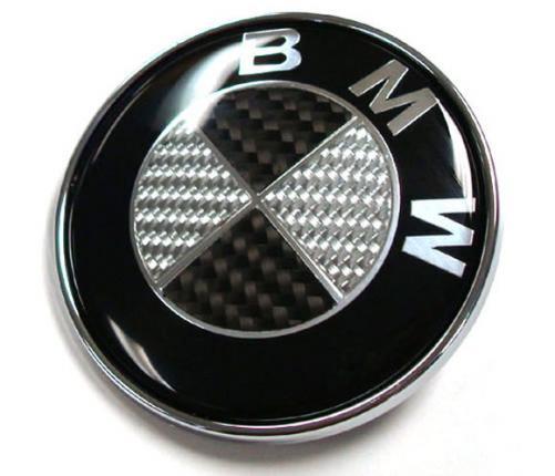 Электромобили в карбоне от BMW