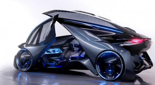Электромобиль Chevrolet-FNR