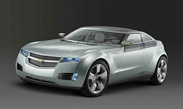 Седан Chevrolet Volt