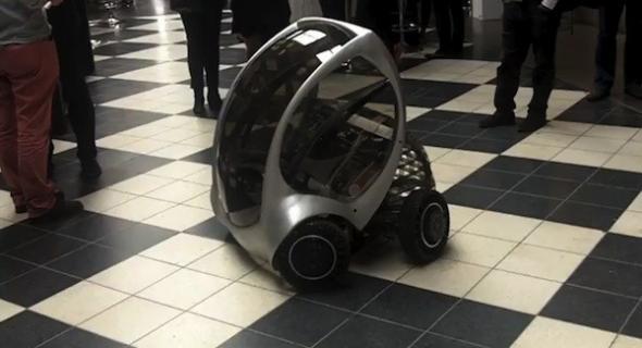 Электромобиль CityCar