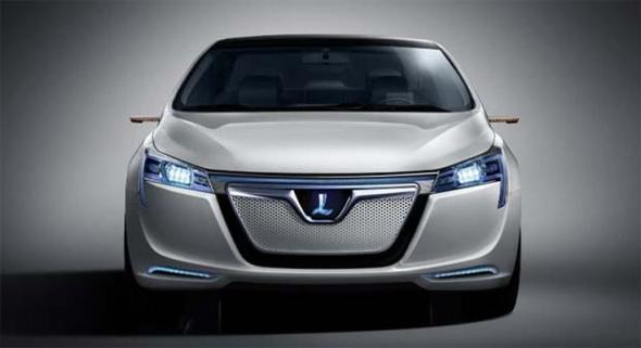 Электромобиль Luxgen Neora