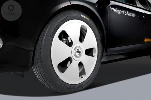 Электромобиль от компании Continental