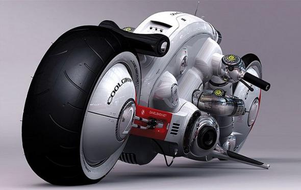 Cosmic Motors Detonator