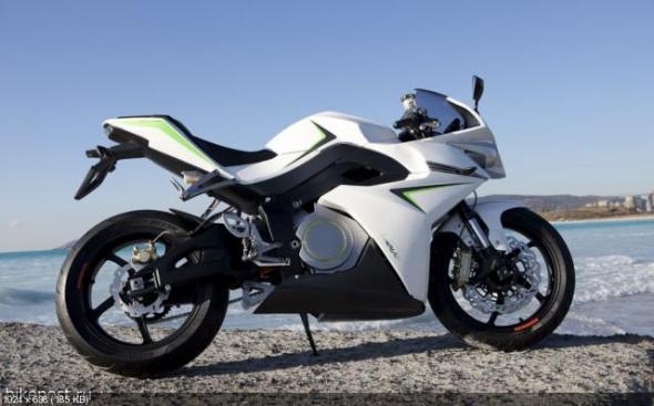 Электромотоцикл CRP Energica