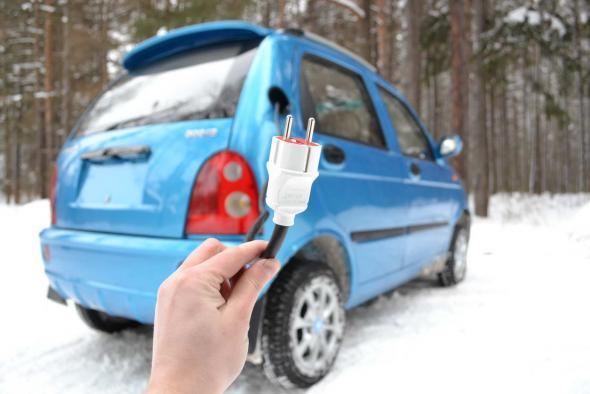 Обслуживание электромобиля