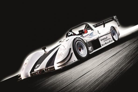 Alpha 1 SRF – гоночный электромобиль