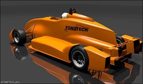 FondTech начал подготовку к Формуле Е