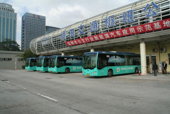 электроавтобус eBus