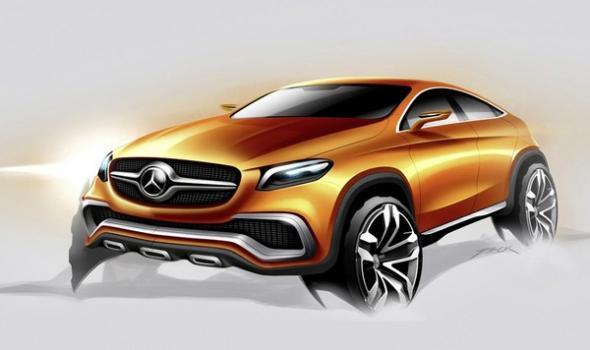 Электромобиль Mercedes-Вenz Ecolux