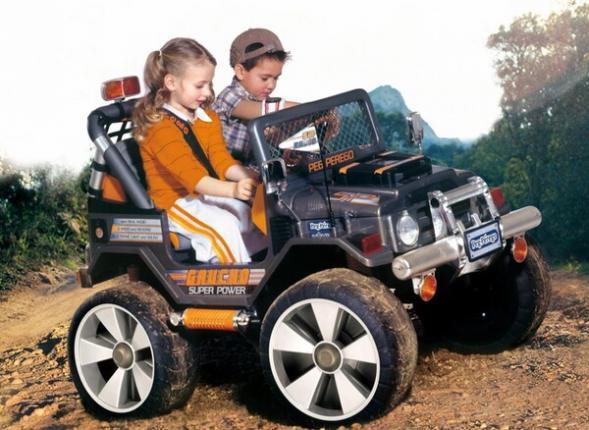 электромобиль для ребенка