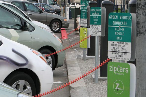 Популярные марки электромобилей