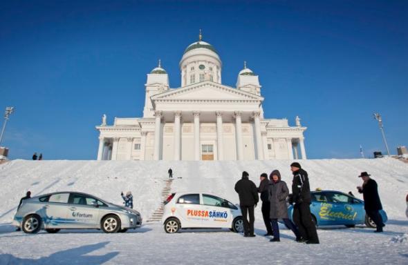 электромобили на Украине