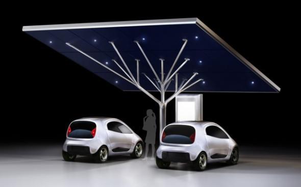 Электромобили против нефти