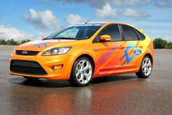 Электромобиль Ford