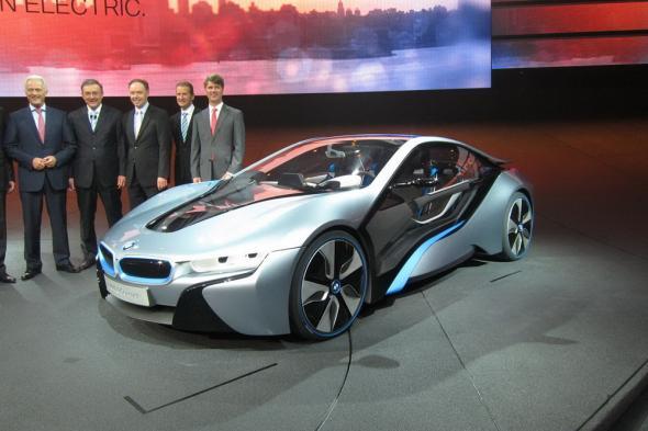 Продажи электромобилей не оправдывают ожиданий